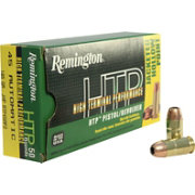 Remington High Terminal Performance Jacketed Hollow Point Handgun Ammunition