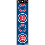 Rico Chicago Cubs The Quad Decal Pack