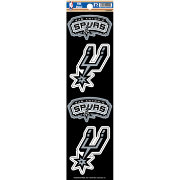 Rico San Antonio Spurs The Quad Decal Pack