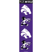 Rico Kansas State Wildcats The Quad Decal Pack