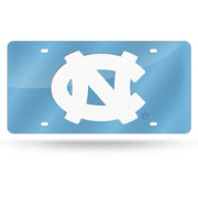 Rico North Carolina Tar Heels Light Blue Laser Tag License Plate