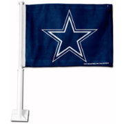 Rico Dallas Cowboys Car Flag