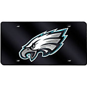 Rico Philadelphia Eagles Black Laser Tag License Plate