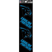 Rico Carolina Panthers The Quad Decal Pack