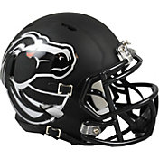 Riddell Boise State Broncos Matte Black Speed Mini Football Helmet