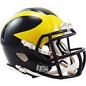 Riddell Michigan Wolverines Speed Mini Football Helmet