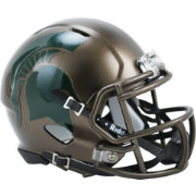 Riddell Michigan State Spartans Bronze Speed Mini Football Helmet