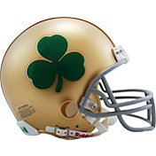 Riddell Notre Dame Fighting Irish Shamrock VSR4 Mini Football Helmet