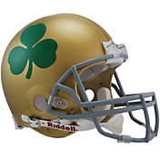 Riddell Notre Dame Fighting Irish Shamrock VSR4 Authentic Full-Size Football Helmet