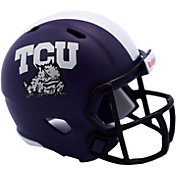 Riddell TCU Horned Frogs Pocket Speed Single Helmet