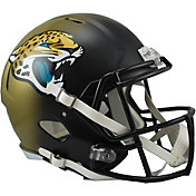 Riddell Jacksonville Jaguars Speed Replica Full-Size Football Helmet