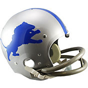 Riddell Detroit Lions TK Suspension Throwback '62 – '68 Full-Size Football Helmet