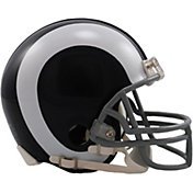Riddell Los Angeles Rams VSR4 Throwback '65-'73 Mini Football Helmet