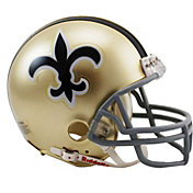 Riddell New Orleans Saints VSR4 Throwback '67-'75 Mini Football Helmet
