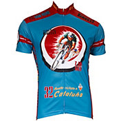 Retro Image Men's 1952 Cataluna Cycling Jersey