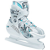 Roces Junior Girls' Fuzzy 1.0 Adjustable Figure Skates