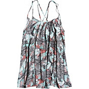 Roxy Women's Windy Fly Away Print Dress
