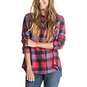 Roxy Women's Campay Flannel Shirt