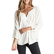 Roxy Women's Sunset Smooch Long Sleeve Shirt