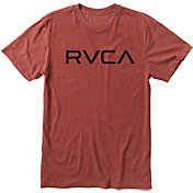 RVCA Men's Big RVCA Reverse T-Shirt