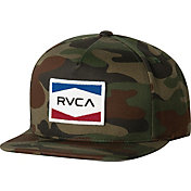 RVCA Men's Nations Snapback Hat