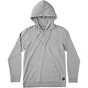 RVCA Men's Thomas Hooded Long Sleeve Shirt