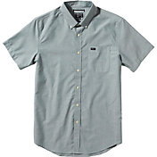 RVCA Men's That'll Do Oxford Button Up Shirt