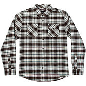 RVCA Men's That'll Work Long Sleeve Shirt