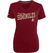 Champion Women's Florida State Seminoles Garnet Achievement T-Shirt
