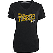 Champion Women's Missouri Tigers Achievement Black T-Shirt