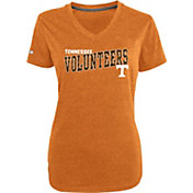 Champion Women's Tennessee Volunteers Tennessee Orange Achievement T-Shirt