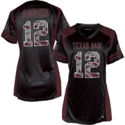Champion Women's Texas A&M Aggies Maroon #12 Kickoff Jersey