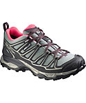 Salomon Women's X Ultra Prime Waterproof Hiking Shoes