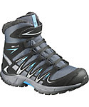 Salomon Youth XA Pro 3D Insulated Waterproof Winter Boots