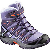 Salomon Kids' K XA Pro 3D  CS Insulated Waterproof Winter Boots
