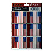 Sportstar USA Flag Helmet Stickers