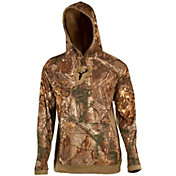 ScentBlocker Youth Camo Fleece Hoodie
