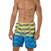 Speedo Men's Mesh Blend Hydrovolley Compression Jammer