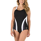Speedo Women's Flow Active Endurance+ Crossback Swimsuit