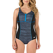 Speedo Women's Texture Racer Back Swimsuit