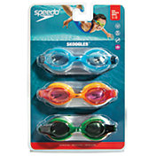 Speedo Kids' Skoogles Swim Goggles - 3 Pack