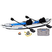 Sea Eagle 385 Fast Track Pro Tandem Kayak Package