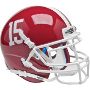 Schutt Alabama Crimson Tide Authentic Mini Football Helmet