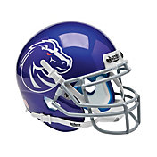 Schutt Boise State Broncos Mini Authentic Football Helmet