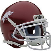 Schutt Arkansas Razorbacks Authentic Mini Football Helmet