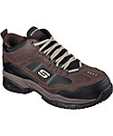 Skechers Men's Soft Stride Canopy Composite Toe Work Shoes