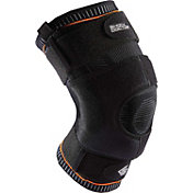Shock Doctor Ultra Knit Knee Brace with Dual Wrap