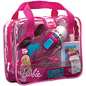 Shakespeare Youth Barbie Purse Telescopic Spincast Combo Kit