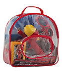 Shakespeare Youth Cars Backpack Telescopic Spincast Combo Kit