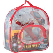 Shakespeare Youth Iron Man Backpack Telescopic Spincast Combo Kit
